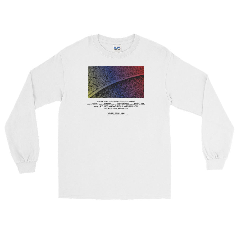 Barca Tribute Long Sleeve Shirt