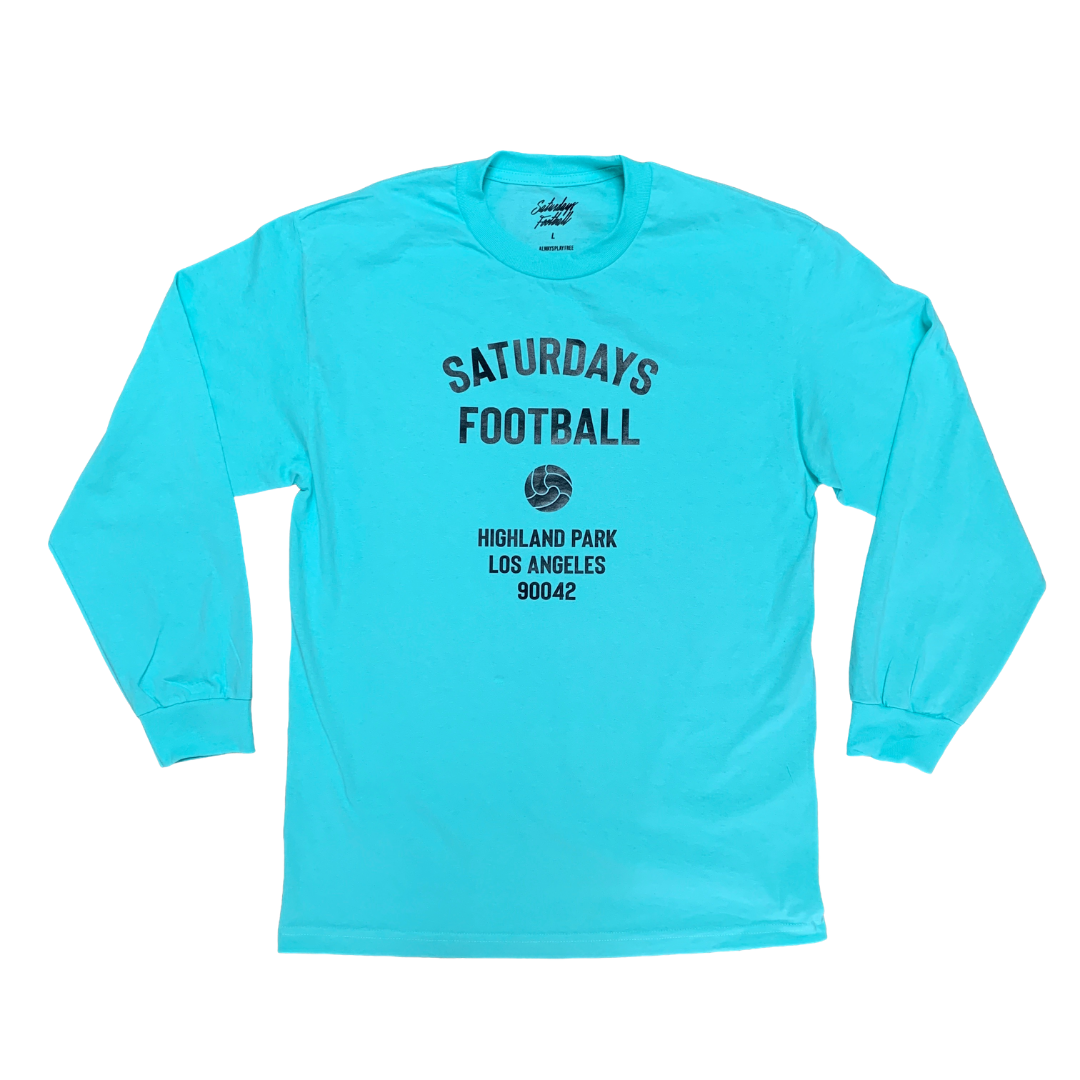 90042 Spring Long Sleeve - Mint