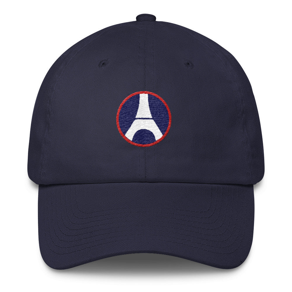 Paris Minimalist Dad Cap