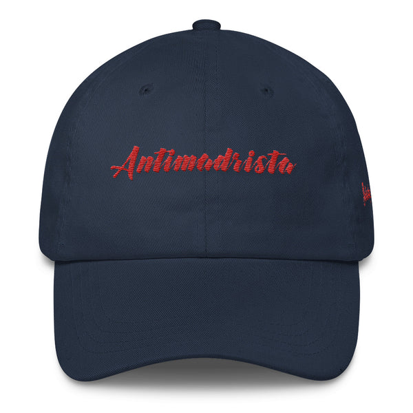 FC Barcelona Antimadrista Saturdays - Dad Cap