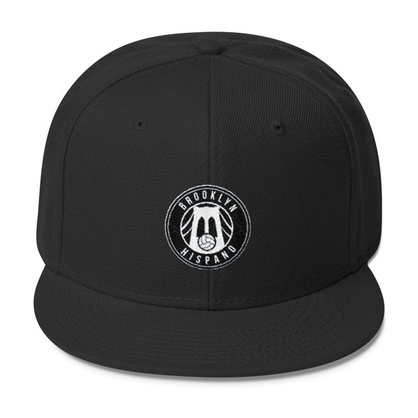 Brooklyn Hispano Throwback - Wool Blend Snapback