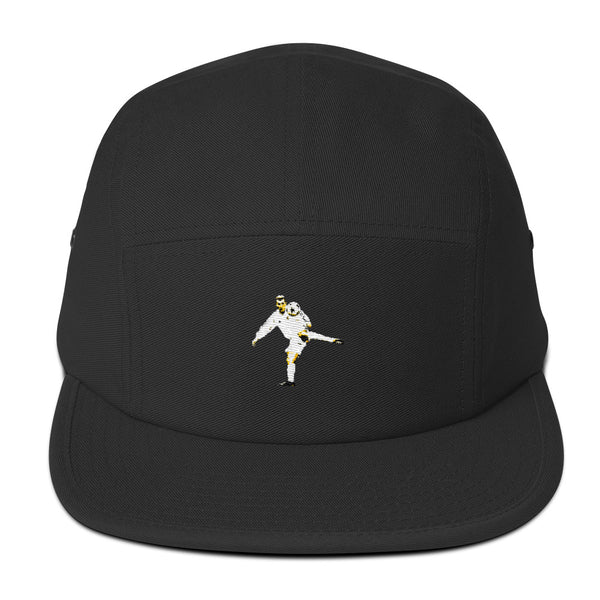 Zizou Five Panel Camper Cap