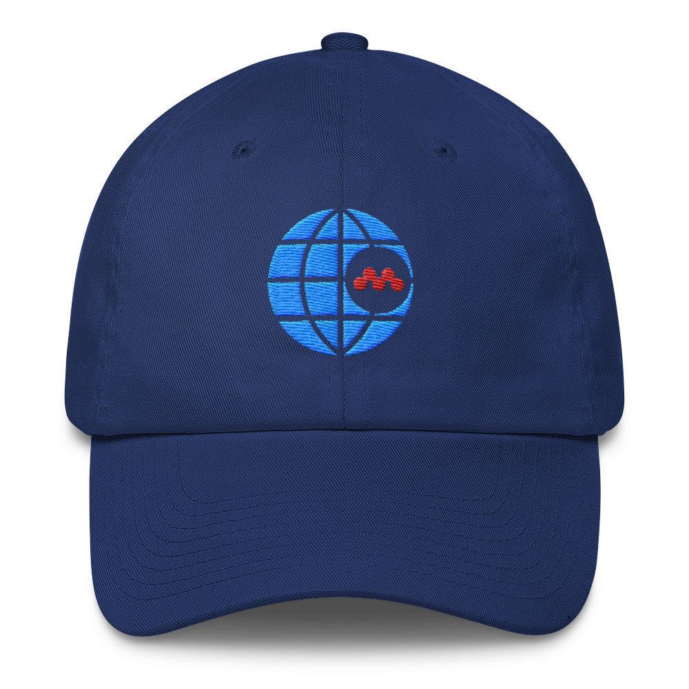 Montreal Olympique Throwback NASL Dad Cap