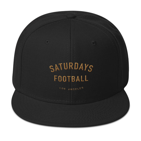Saturdays Football Los Angeles Snapback Hat