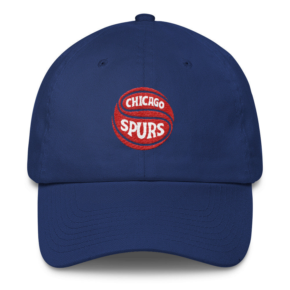Chicago Spurs Throwback NASL - Dad Cap