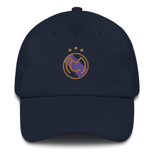 Real Madrid Minimalist Dad Cap