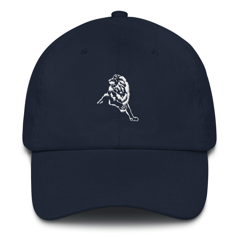 The Blues Dad Cap