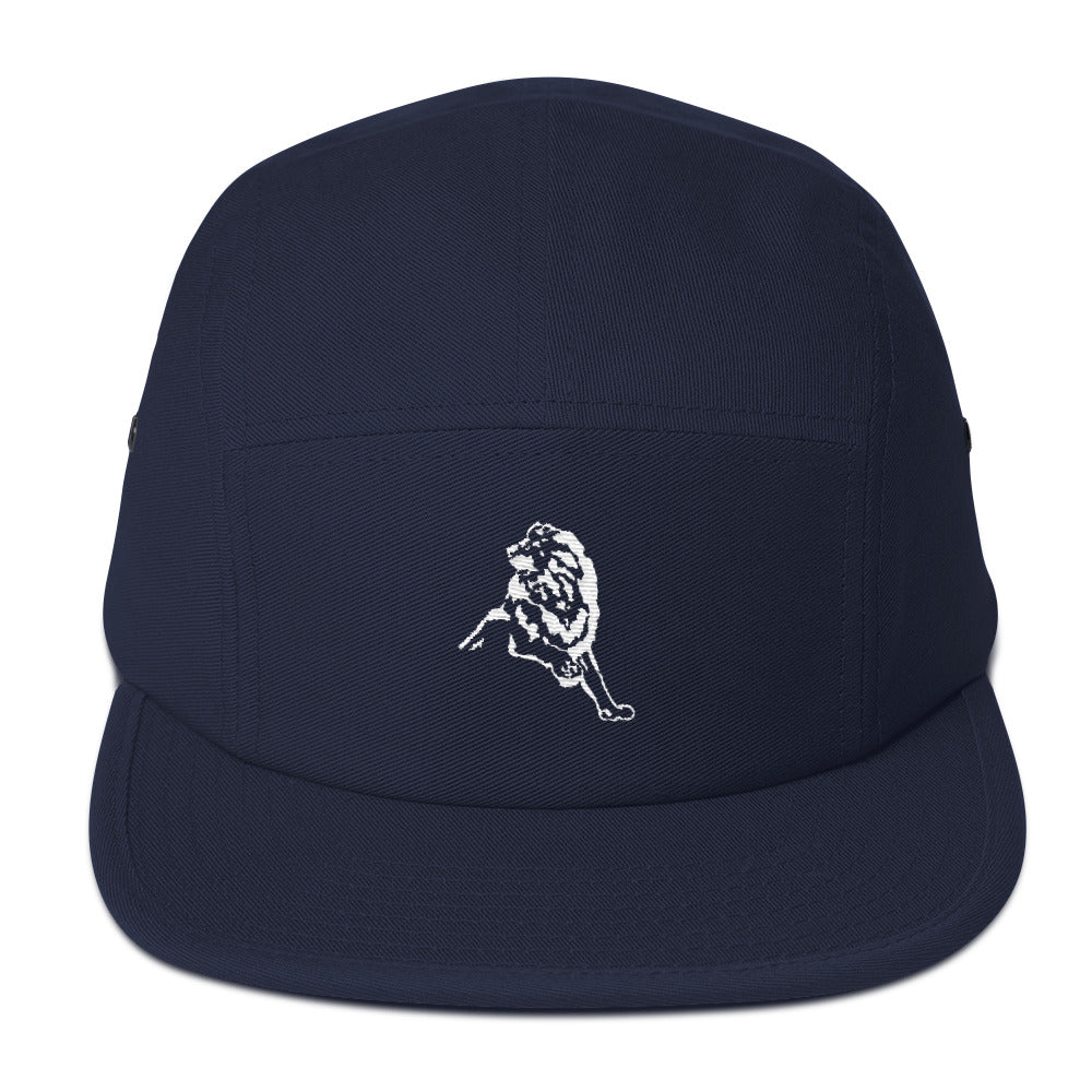The Blues 5 Panel Cap