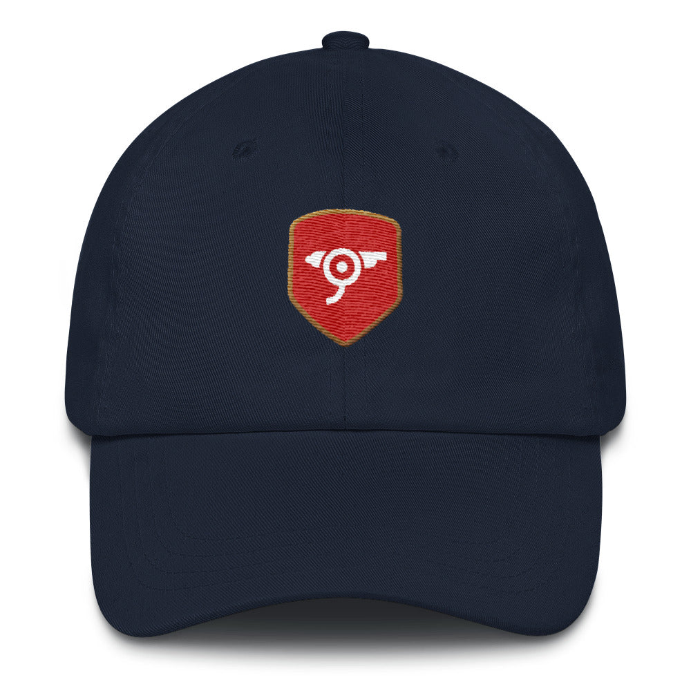 3469f3595 North London Minimalist Dad Cap
