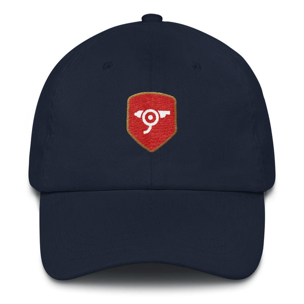 North London Minimalist Dad Cap ... d47cc1d91052