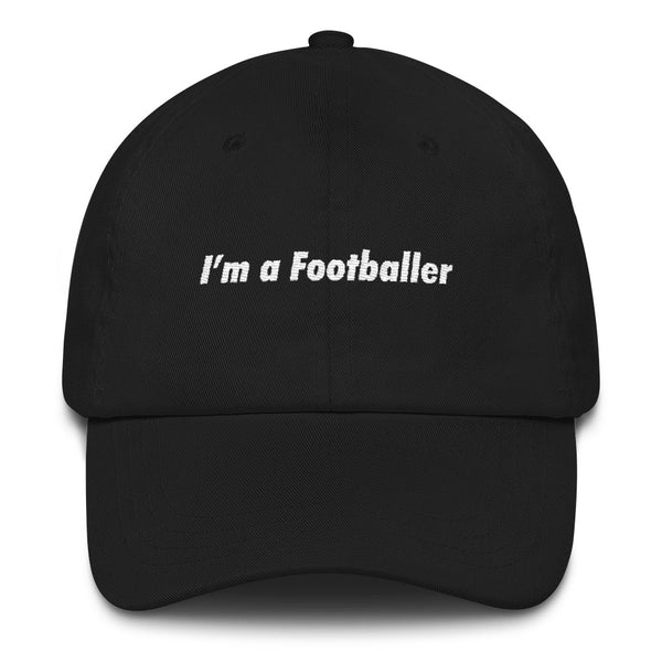 I'm a Footballer Dad Cap
