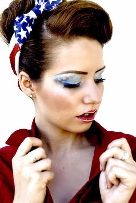 Red, White, and YOU--Creative Ideas for a Fun, Funky Fourth