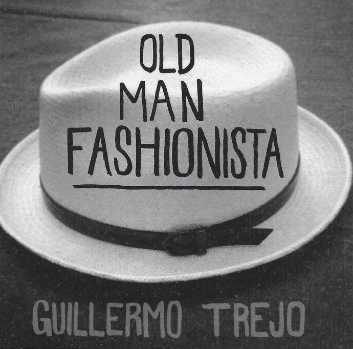 Old Man Fashionista by Guillermo Trejo