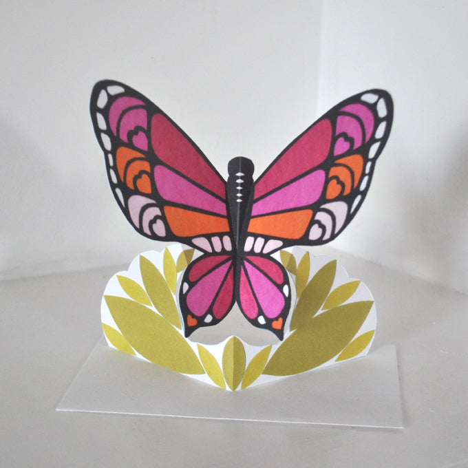 Wedding Butterfly Invite