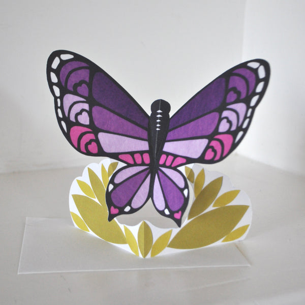 Butterfly Greetings Card