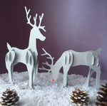 Load image into Gallery viewer, Decorate it Yourself - Rudolf and Friend Reindeer Kit