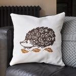 Load image into Gallery viewer, Hedgehog Modern Cross Stitch Kit