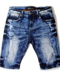 Copper Rivet - Short Denim Medium Blue