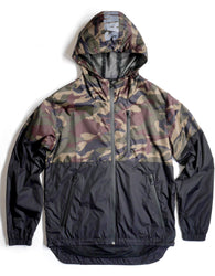 Copper Rivet - Camouflage Savage Wind breaker