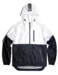 Copper Rivet - White Savage Wind breaker
