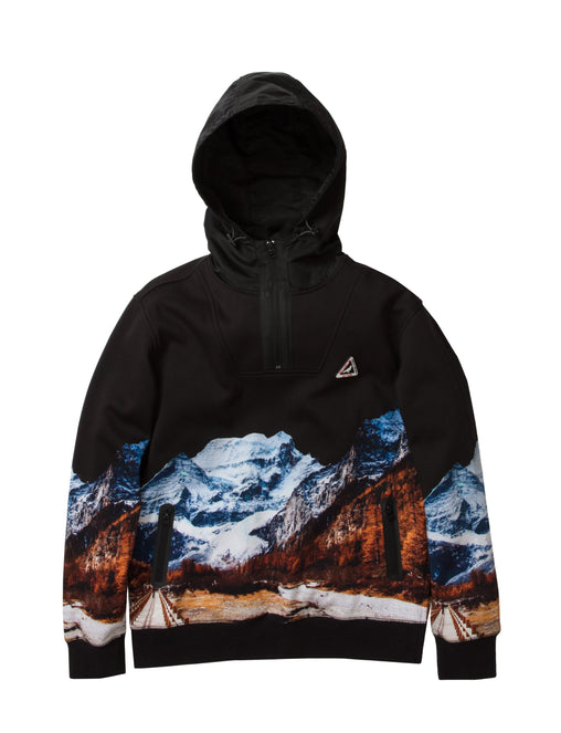Staple - Expedition Half Zip Hoodie