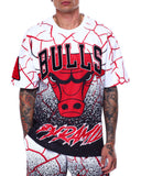 Black Pyramid - BP X Pro Standard Chicago Bulls Logo Shirt