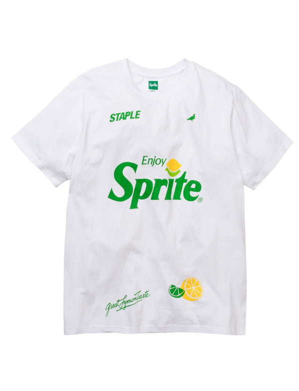 Staple - Sprite Logo Tee - Sixteen Bars
