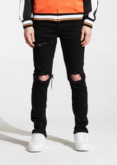 Crysp Denim - Black Pacific Denim - Sixteen Bars