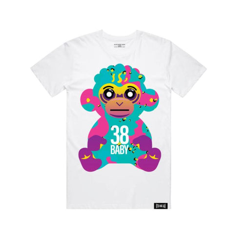 Never Broke Again - White 38 Baby Colorful T-Shirt