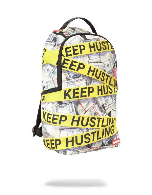 Sprayground - Keep Hustling Backpack - Sixteen Bars