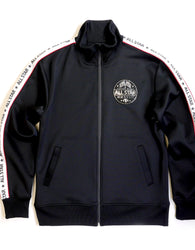 Copper Rivet - Black All Star Performance Track Jacket