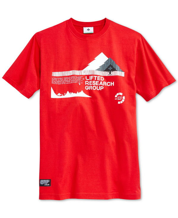 LRG - Alps Tee - Sixteen Bars