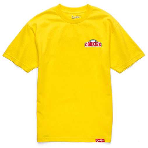 Cookies - Yellow Better Ingredients T-Shirt
