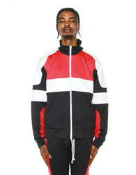 EPTM - Black/Red Motocross Jacket