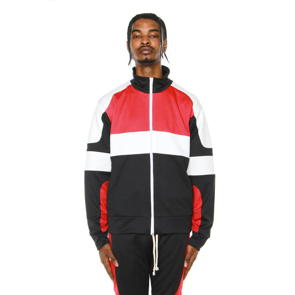 EPTM - Black/Red Motocross Jacket - Sixteen Bars