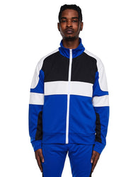 EPTM - Black/Blue Motocross Jacket