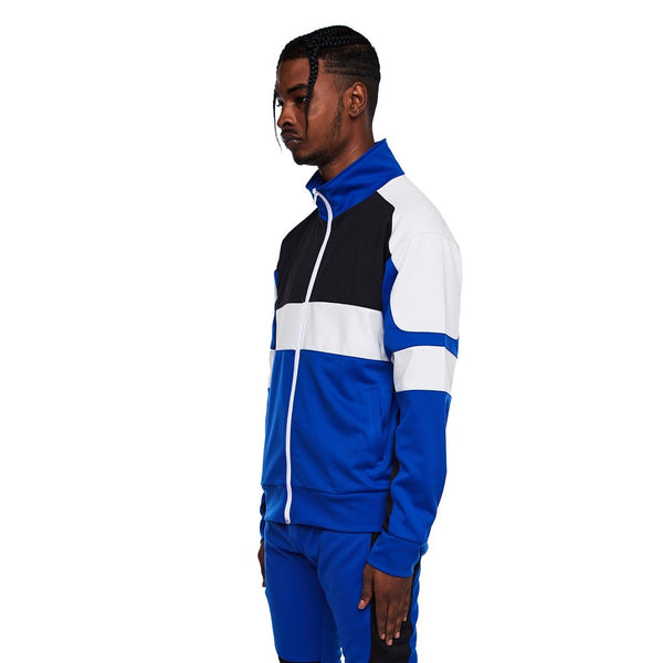 EPTM - Black/Blue Motocross Jacket - Sixteen Bars