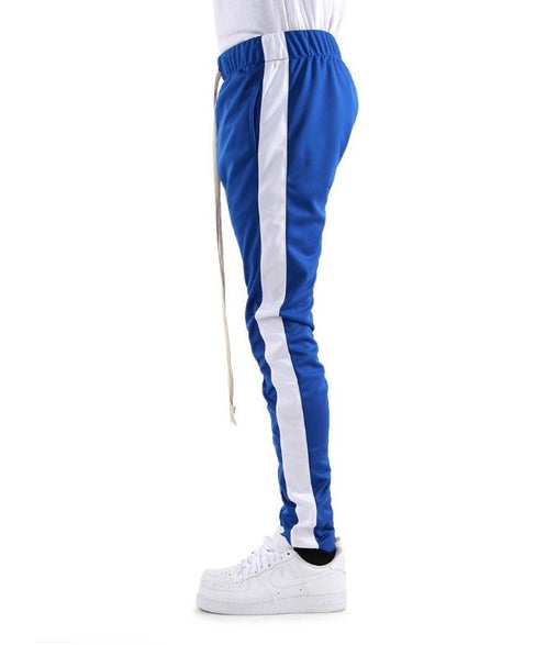 EPTM - Blue & White Track Pants - Sixteen Bars