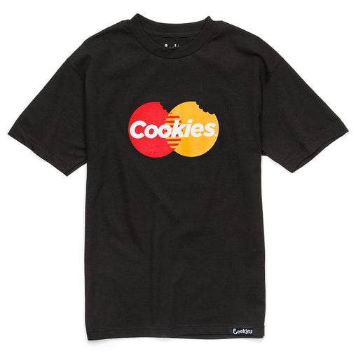 Cookies - Black Charge It To The Game T-Shirt - Sixteen Bars