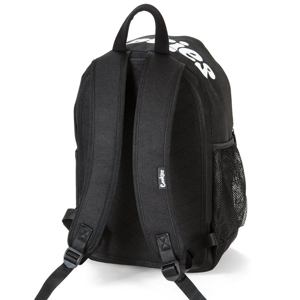 Cookies - Black Commuter Backpack (SMELL PROOF) - Sixteen Bars