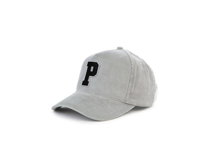 Pink Dolphin - Grey Corduroy P-Hat