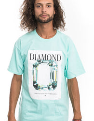 Diamond Supply - Mondrain Tee