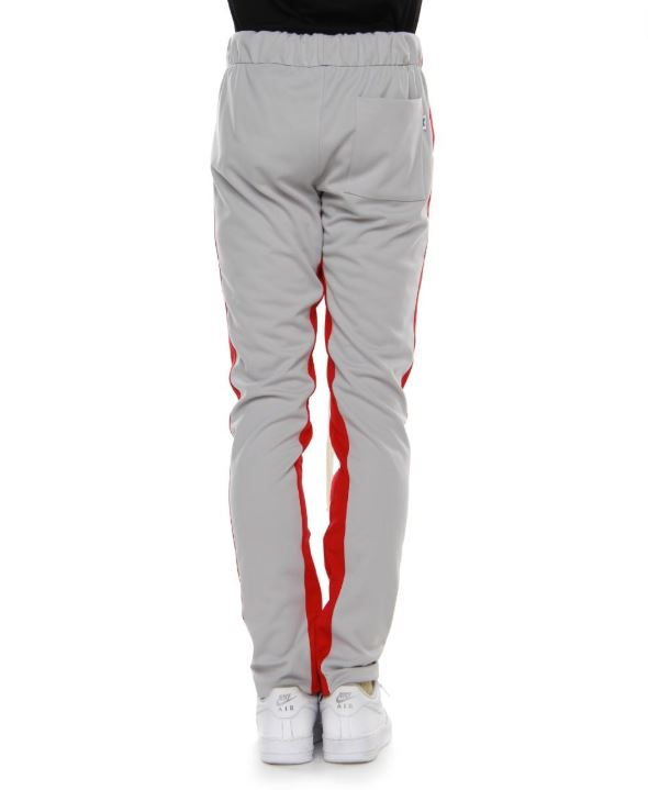 EPTM - Black/Silver/Red V2 Track Pants - Sixteen Bars