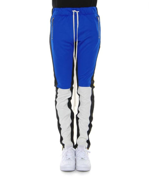 EPTM - Blue/Gold/Black V2 Track Pants - Sixteen Bars
