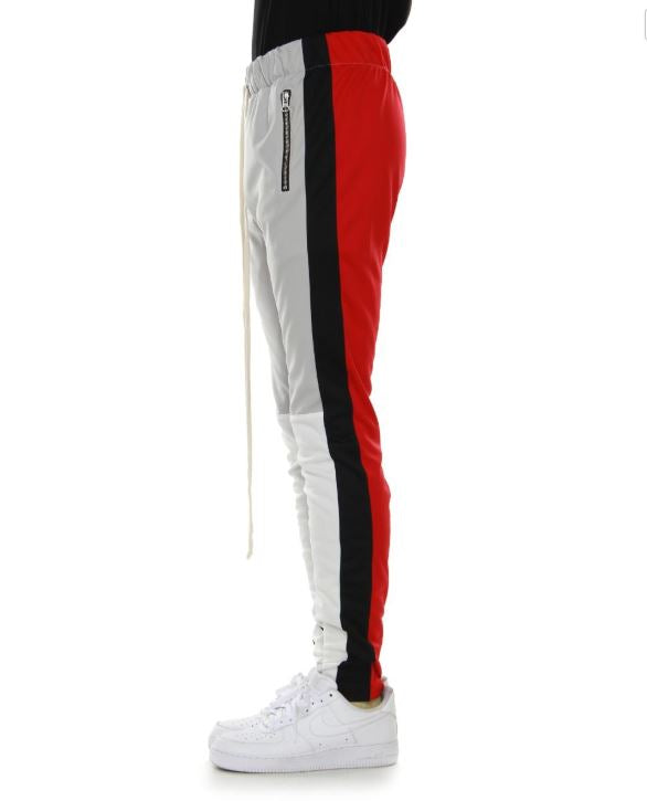 EPTM - Silver/Red/Black V2 Track Pants - Sixteen Bars