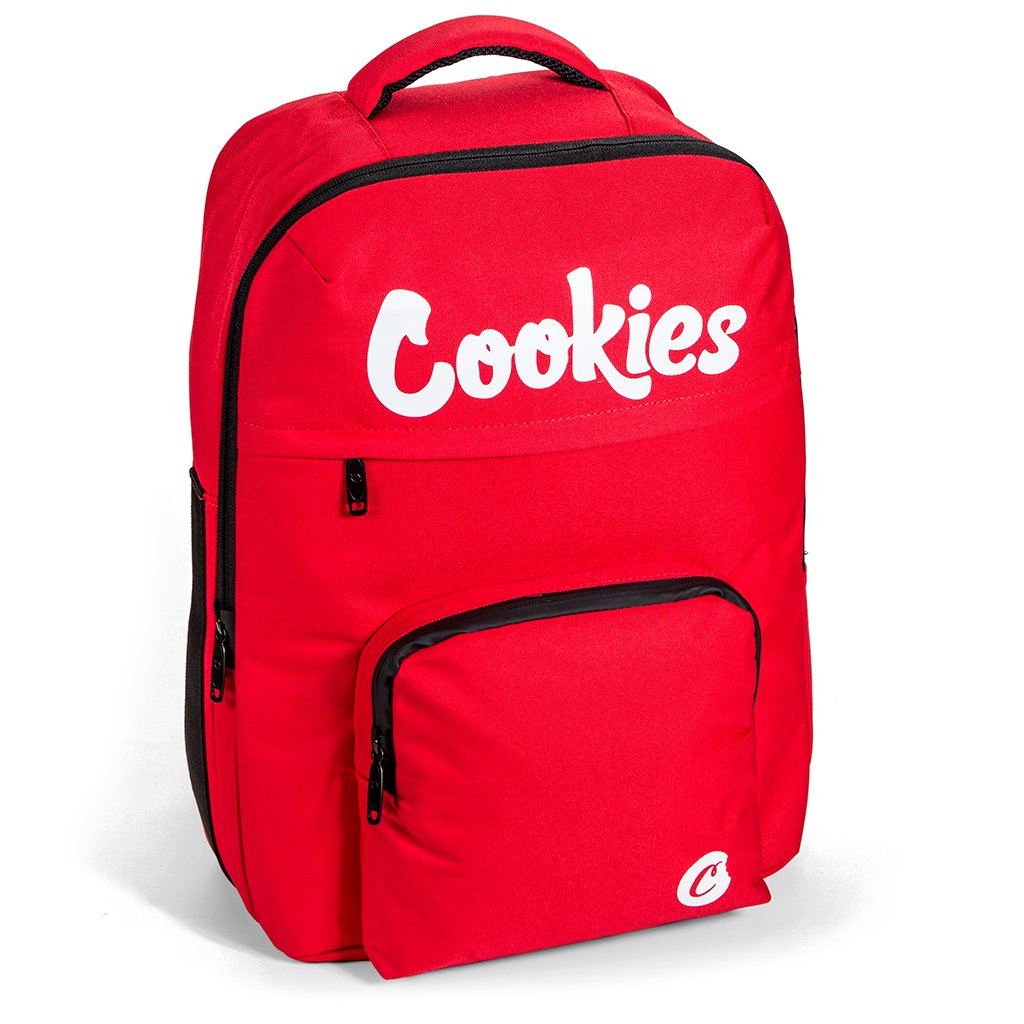 Cookies - Red Eclipse Backpack (SMELL PROOF) - Sixteen Bars