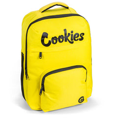 Cookies - Yellow Eclipse Backpack (SMELL PROOF)