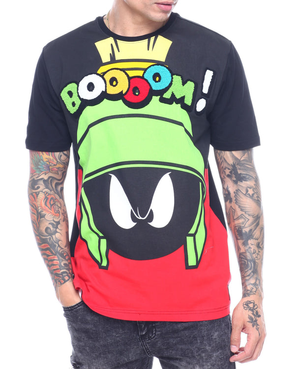 Freeze Max - Black Boom Marvin Tee - Sixteen Bars