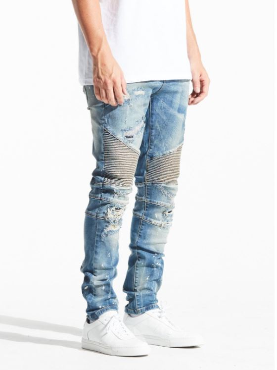 Embellish - Frida Biker Denim - Sixteen Bars