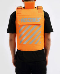 Hudson Outwear - Orange ICON Reflective Vest